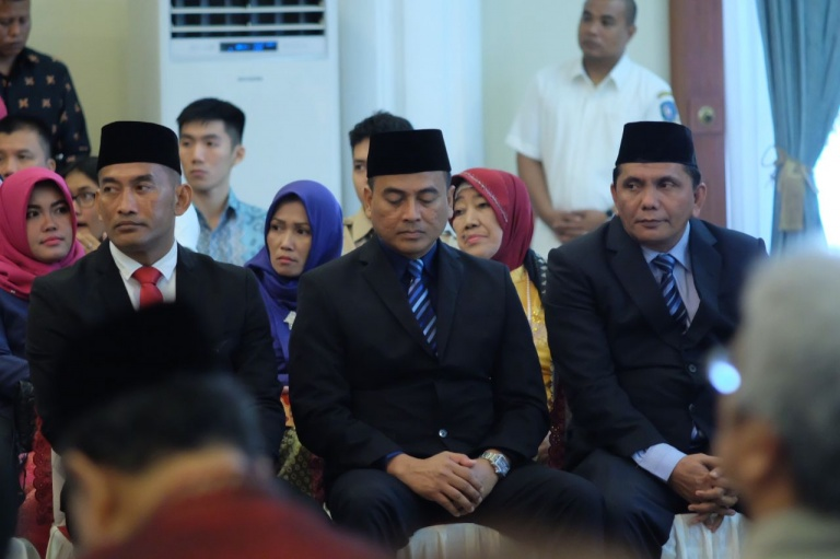 Dilantik April 2018, di April 2019 Tiga Direksi BUP Belum Selesai Berpolemik