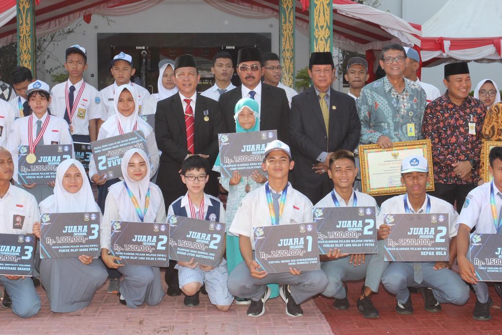 Momentum Hardiknas 2019, Nurdin: Bangun SDM dengan Karakter yang Kuat