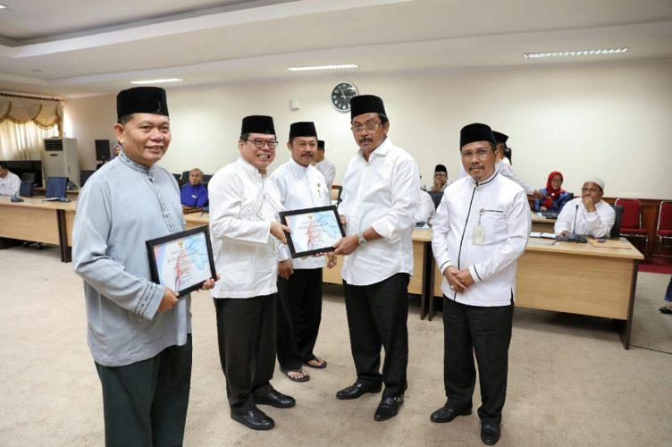 Gubernur: Ramadan Kesempatan untuk Berikan Kinerja Terbaik