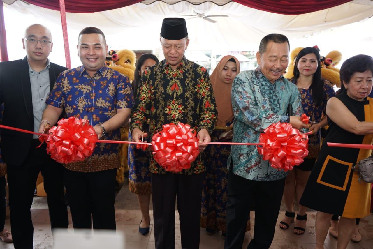 IAM Hadir di Tanjungpinang, Syahrul: Semoga Jadi Wadah Investasi Baru