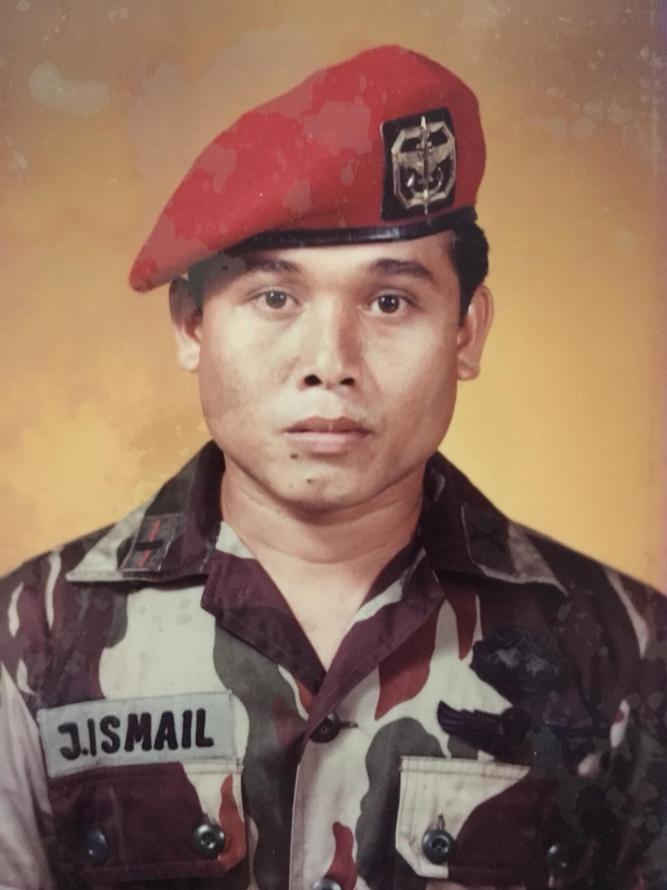 Eks Prajurit Kopassus Berniat Maju Pilbup Bintan 2020