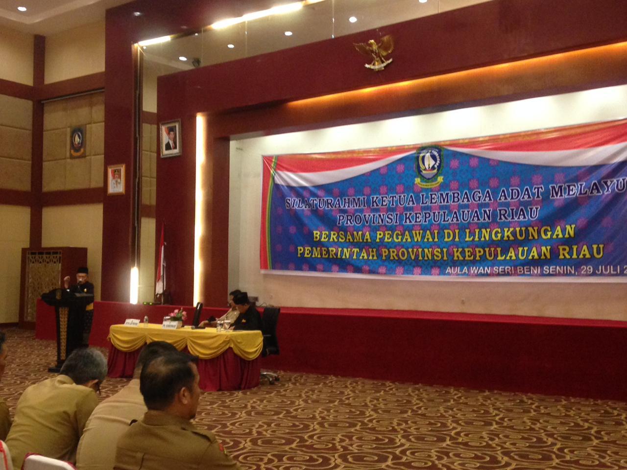 Oknum Pejabat Pemprov Digarap KPK, LAM Sindir Tercorengnya Marwah Melayu