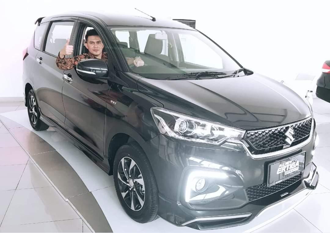 All New Ertiga MPV Terbaik 2019, Suzuki Arista Beri Kemudahan untuk Warga Tanjungpinang