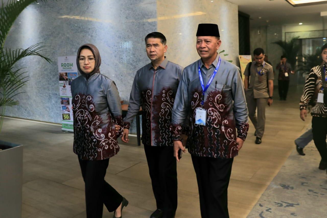 Bahas Permasalahan Sanitasi, Syahrul Hadir di Banjarmasin