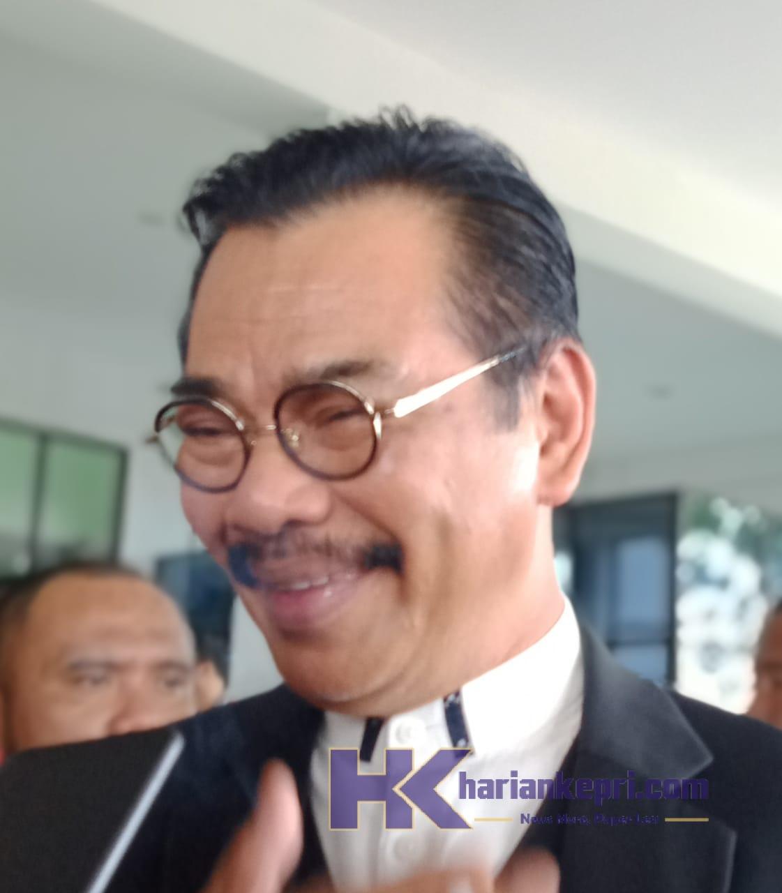Tertarik Wacana Ajakan Koalisi dari NasDem, Soerya Respationo: Ayo..