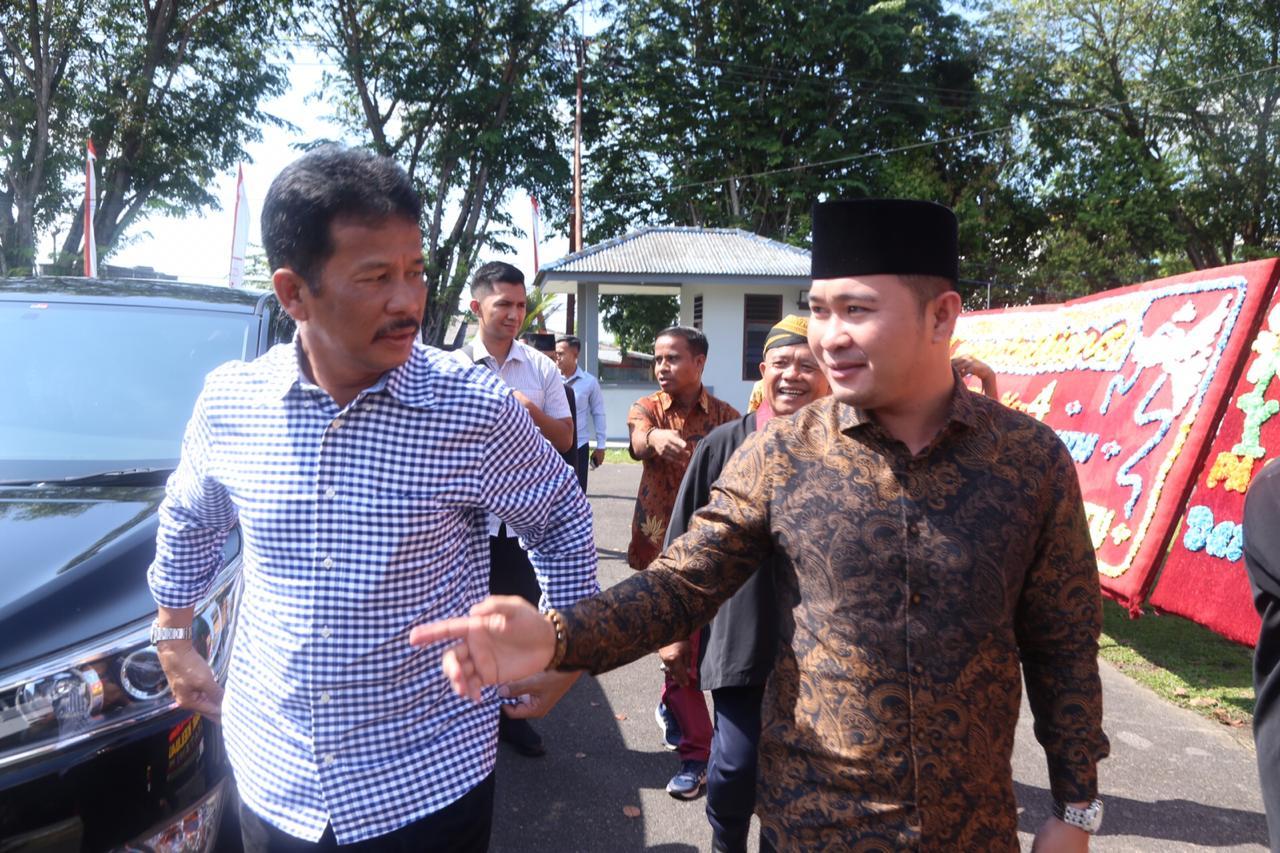 Wako Batam Kirim Sinyal Ajak Wako Tanjungpinang Maju Pilgub Kepri