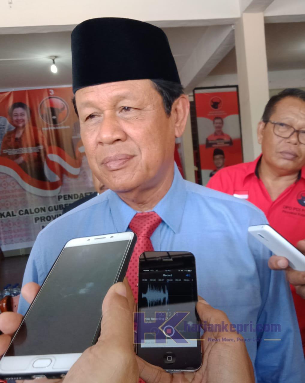 Akibat Ada Kadis Tak Anggap Dirinya Sebagai Plt Gubernur, Isdianto Meradang