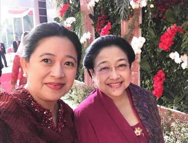 Cucu Mantan Presiden Dipilih Jadi Ketua DPR RI 2019-2024