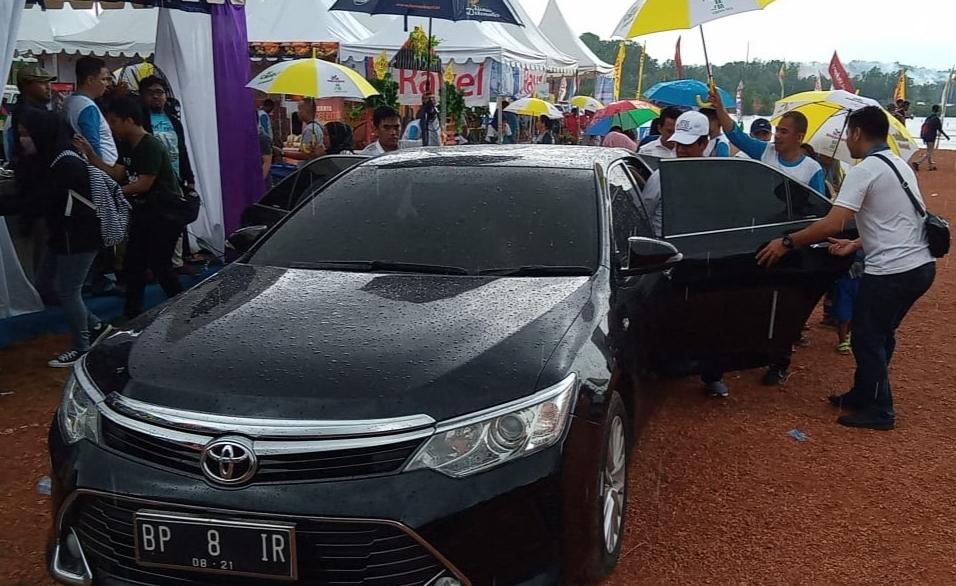 Plat Mobil Milik Plt Gubernur Nunggak Pajak 4 Tahun, Nilainya Capai Puluhan Juta