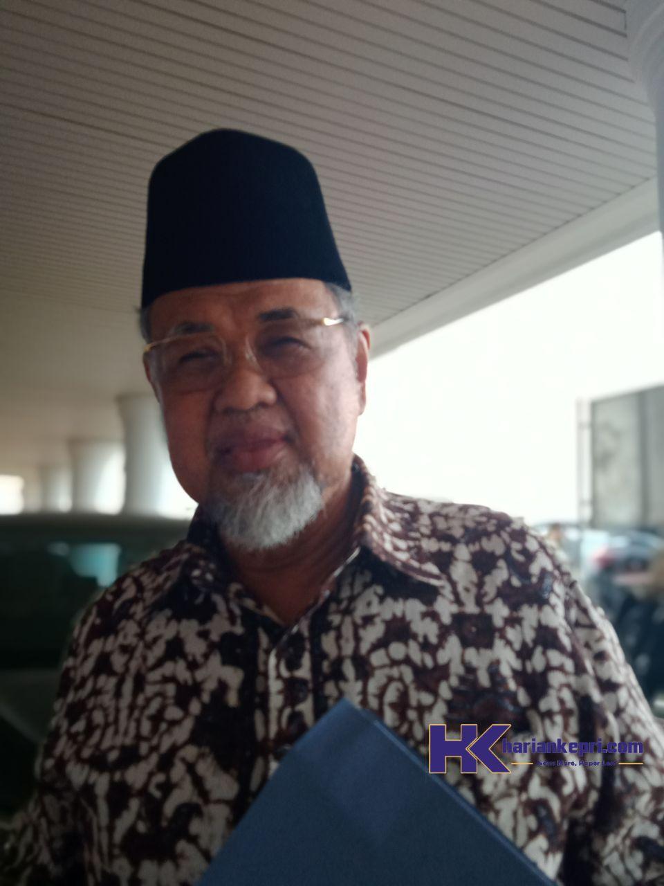 Temuan Huzrin Hood, Anggota DPRD Kepri Dapat Jatah Rp 4-7 Miliar Per Orang