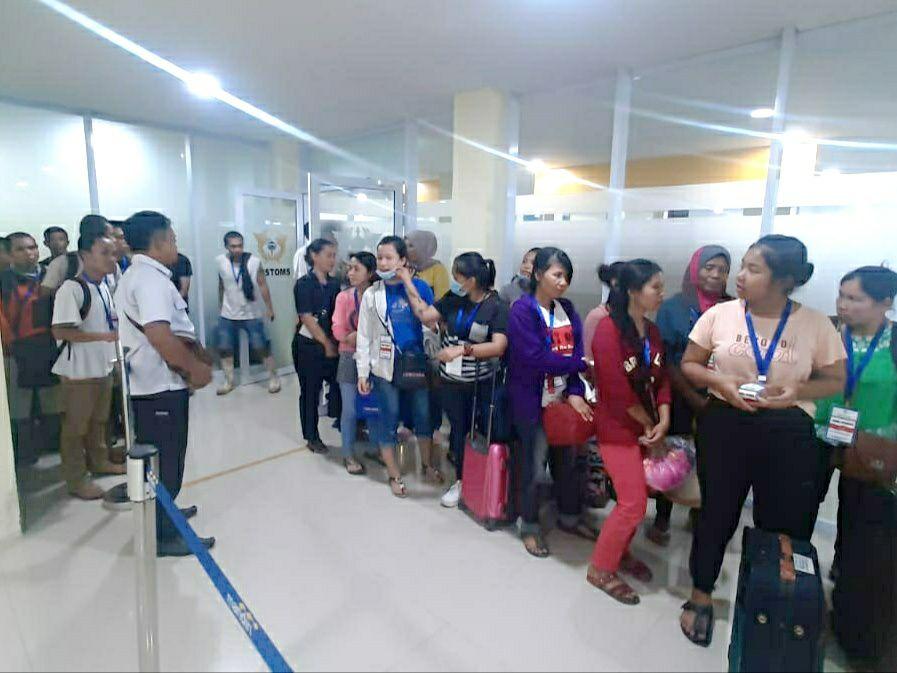 Langgar Aturan Imigrasi Malaysia, 130 WNI Dideportasi Lewat Tanjungpinang