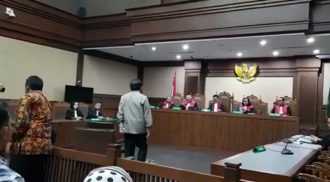JPU KPK Sebut Johanes Kennedy Ikut Setor Duit Rp 250 Juta ke Nurdin