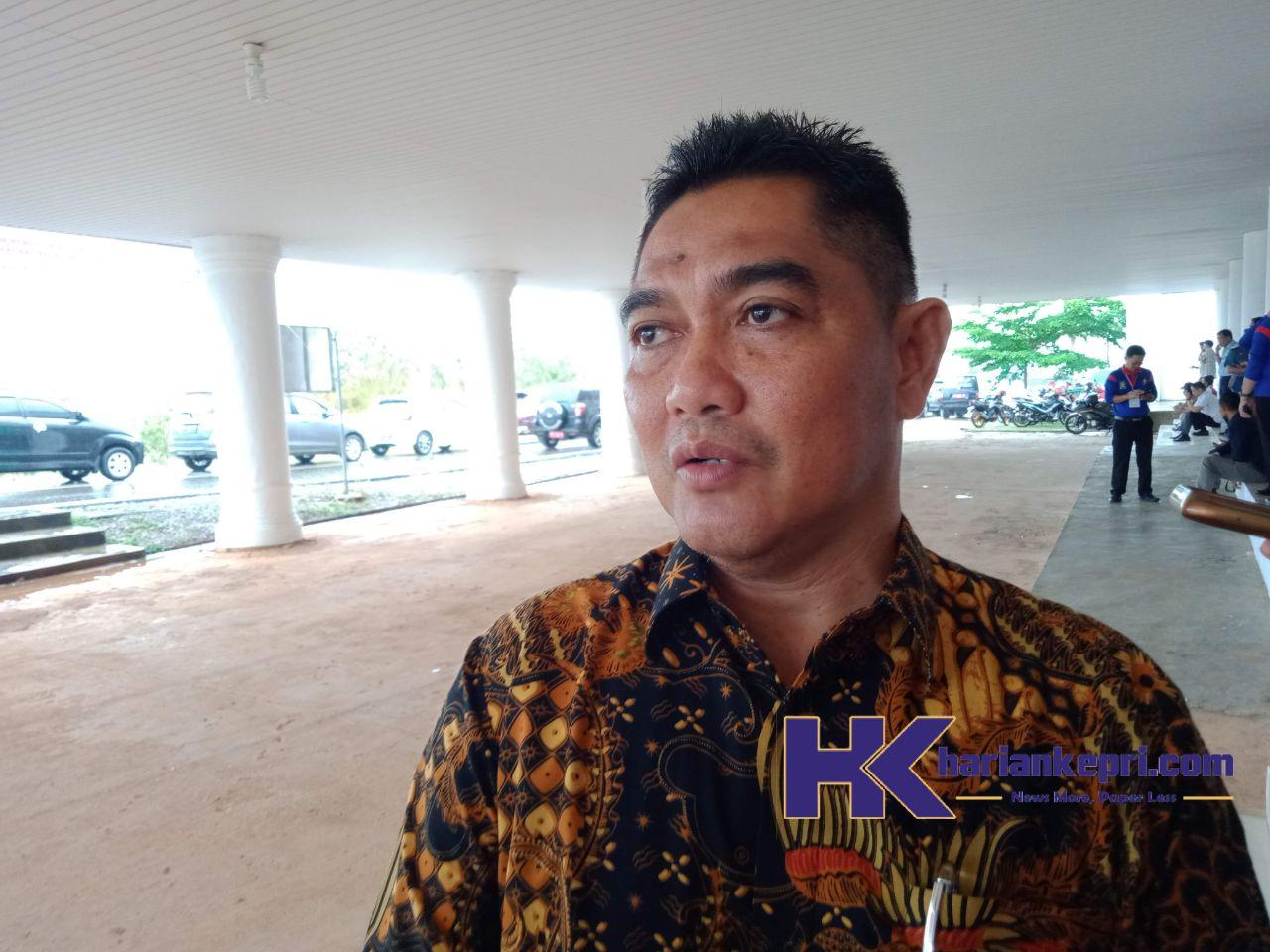 Tak Terpakai untuk Sidang Nurdin, KPK Kembalikan Barang Bukti ke Pinang