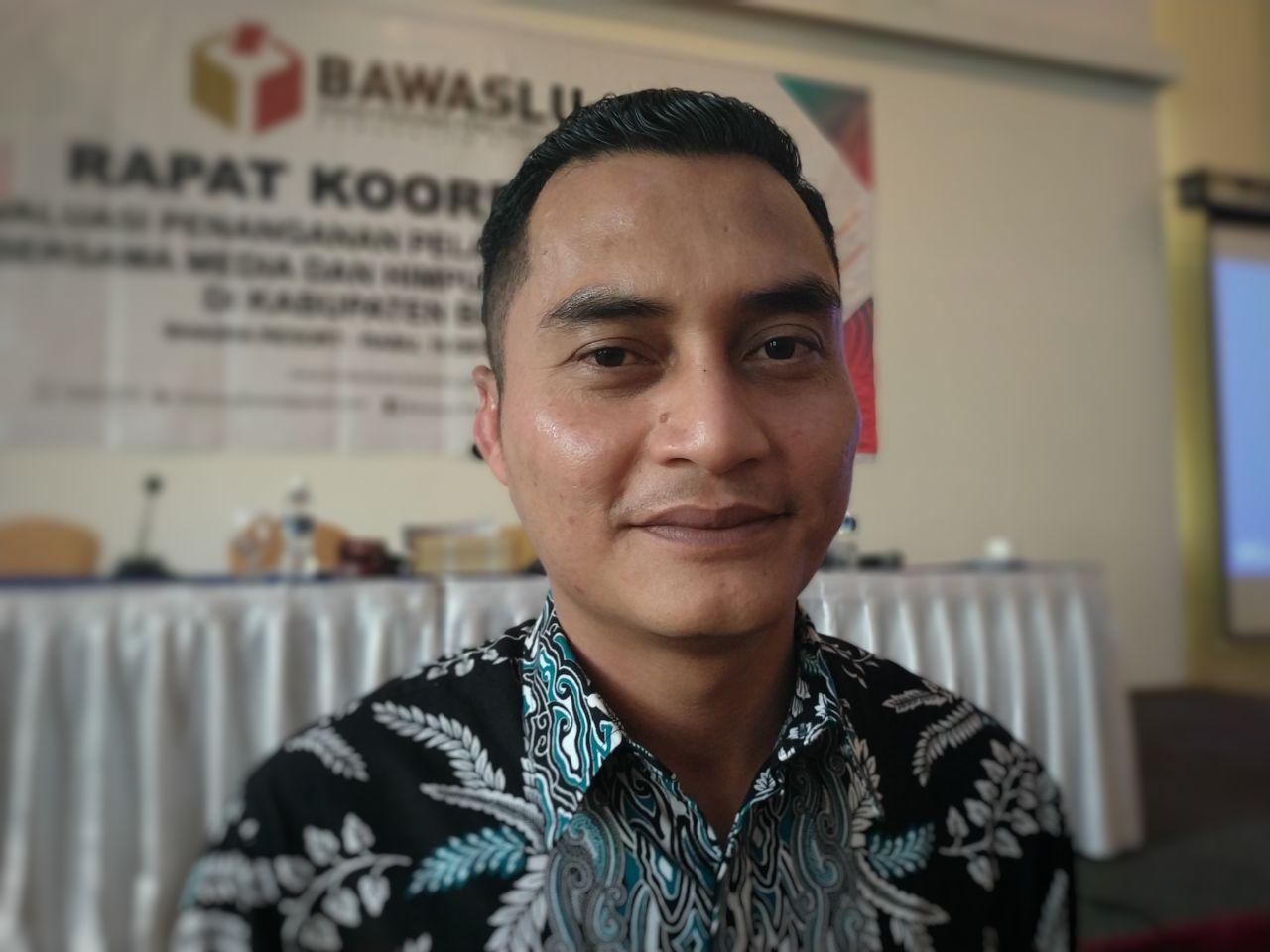 Maju Pilkada Bintan, Bawaslu Ingatkan Bupati Apri Sanksi Merotasi Pejabat