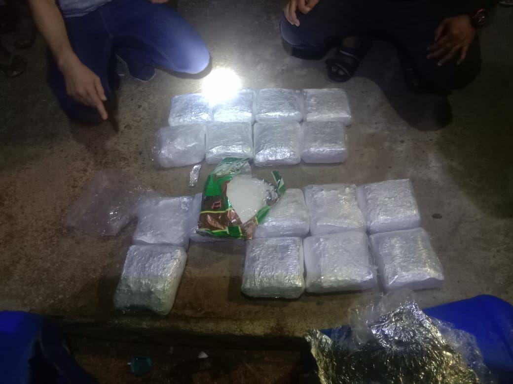 Lagi, Warga Tanjungpinang Diciduk Polisi Bawa 18 Kg Sabu Dalam Jeriken