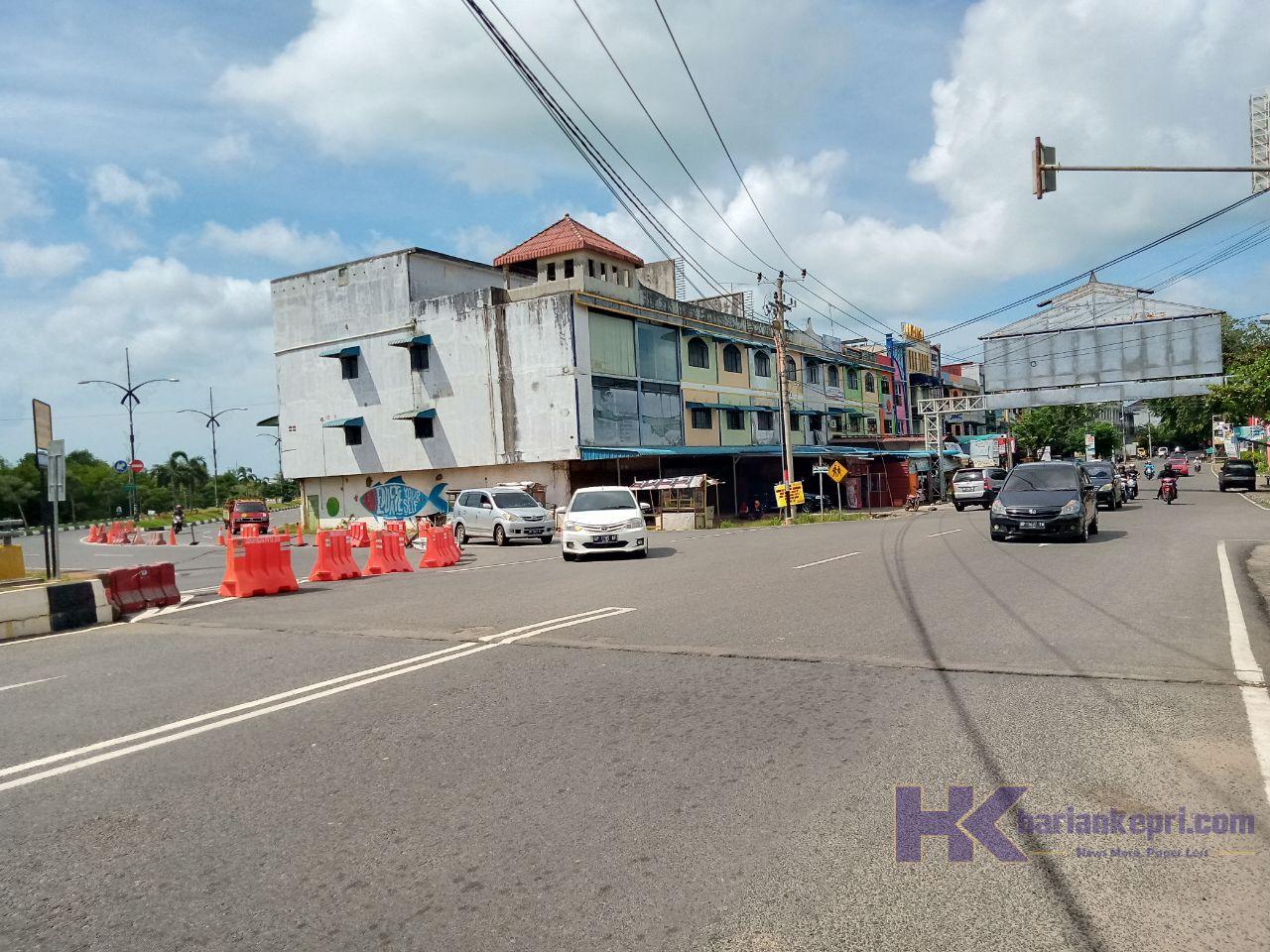 Pelebaran Jalan Simpang Jembatan Dompak Jadi Proyek Strategis Pemprov