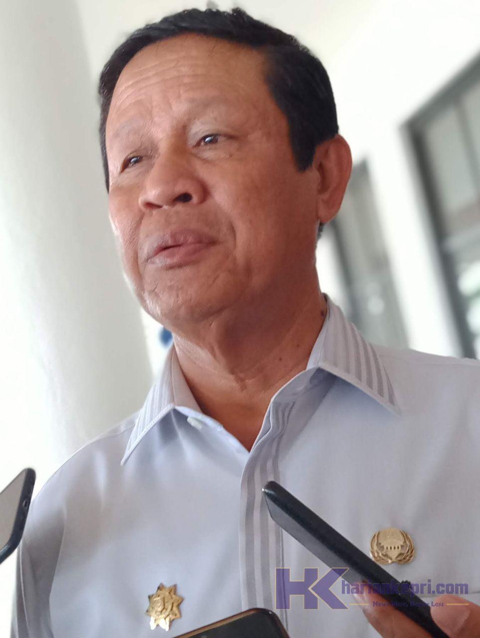 Isdianto Berharap Banyak Kucuran Program Pembangunan di Kepri