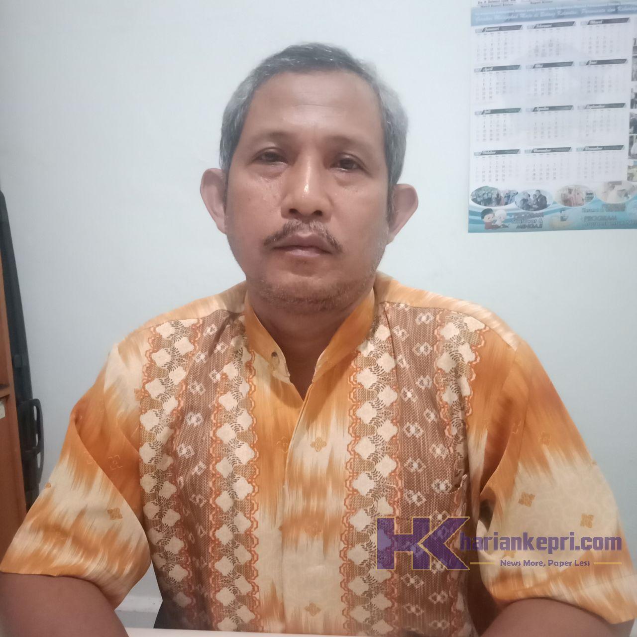 Pencemaran Limbah Minyak, DLH Bintan Tunggu Drum dari Pemprov Kepri