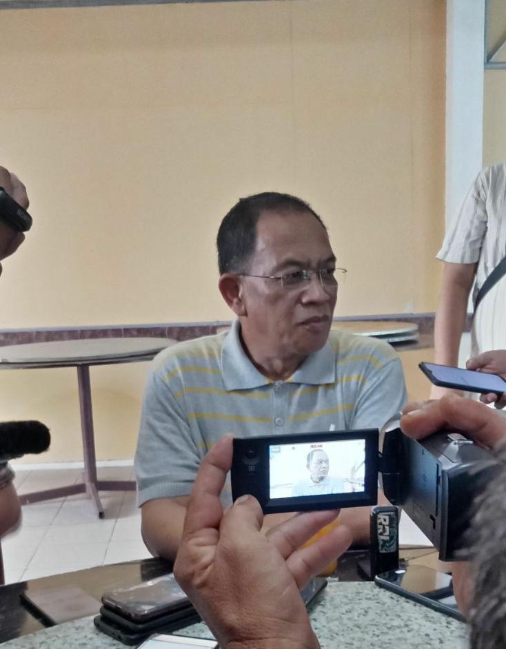Bupati Akan Lawan Bupati di Pilbup Bintan, Padi Jadi Program Unggulan Wello