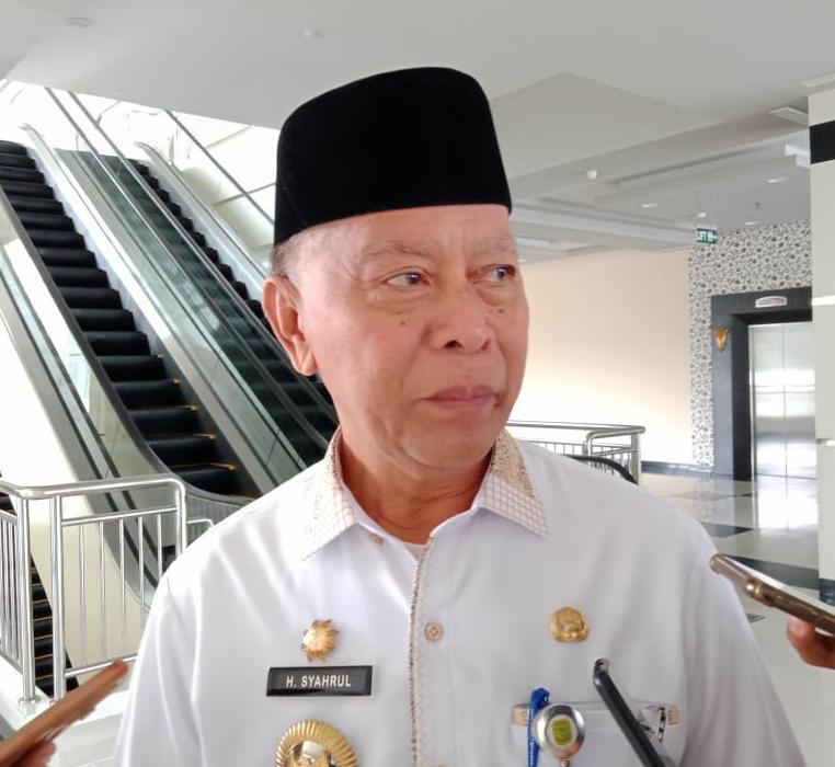 Ungkapan Terima Kasih Syahrul, Gaji Guru Honorer Dinaikkan Rp 400 Ribu Per Bulan