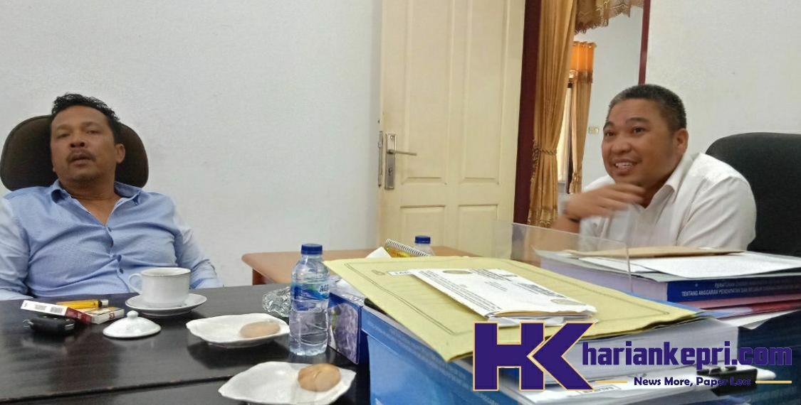 DPRD Natuna Desak Pemkab Lanjutkan Proyek Pasar Rp 36 Miliar yang Mangkrak