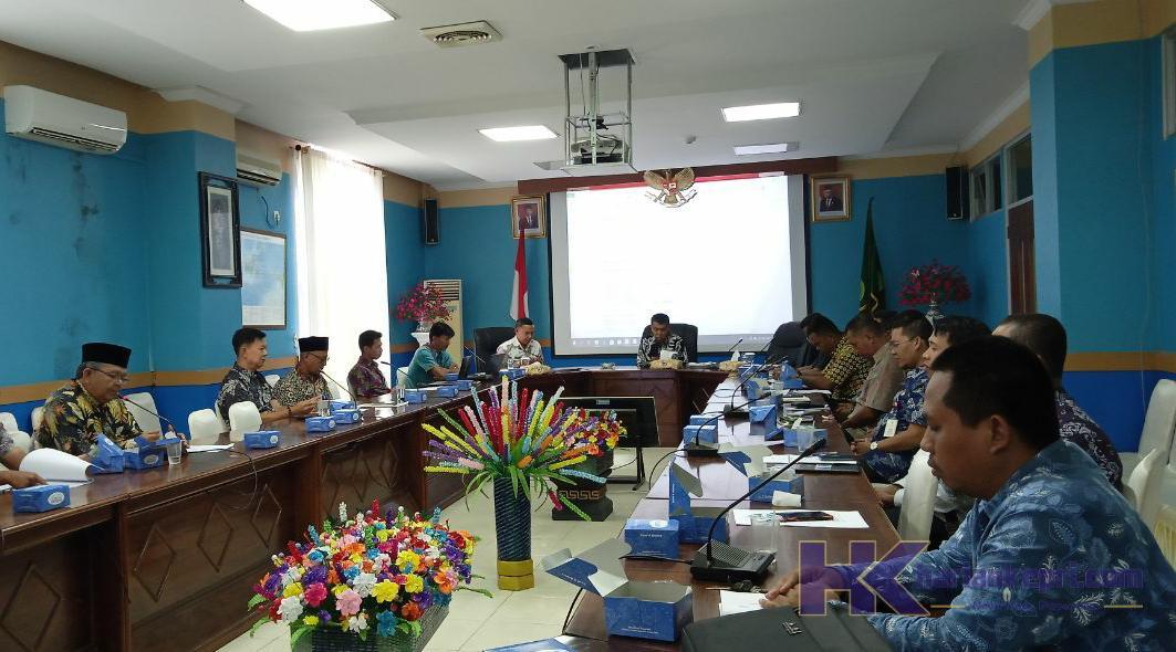 Pemkab Bentuk Wadah Lintas Organisasi Daerah, Wan Suhardi Terpilih Jadi Ketua