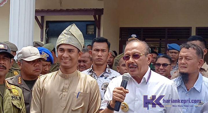 DPRD dan Bupati Hamid Sepakat Tolak Kapal Cantrang Masuk Natuna