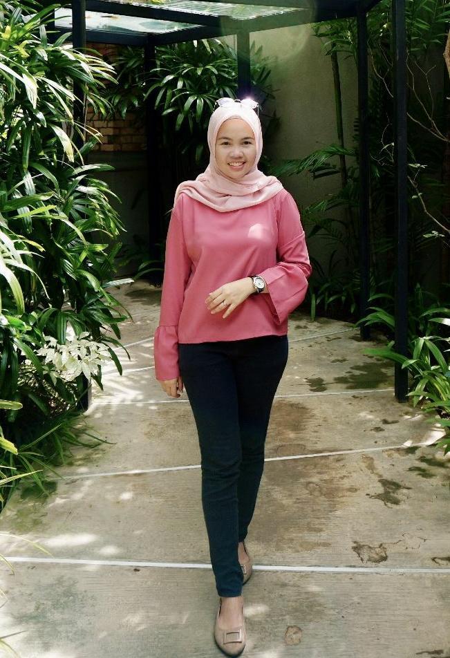 Ella Afnira, Anak Pinang yang Pernah Berkiprah Jadi Produser Promo MNC TV