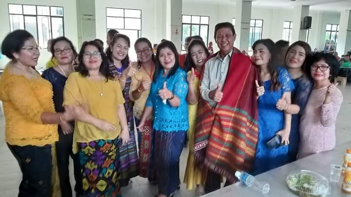 Plt Gubernur Berterima Kasih ke Warga Batak yang Jaga Kedamaian Kepri