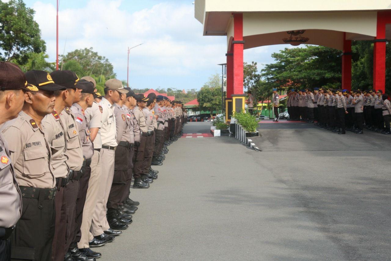 Polda Kepri Gelar Operasi Aman Nusa II, yang Timbun Sembako Bakal Ditindak