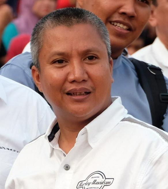 Ketua Fraksi Golkar DPRD Kepri Sumbang Gaji Setahun untuk Tangani Covid-19