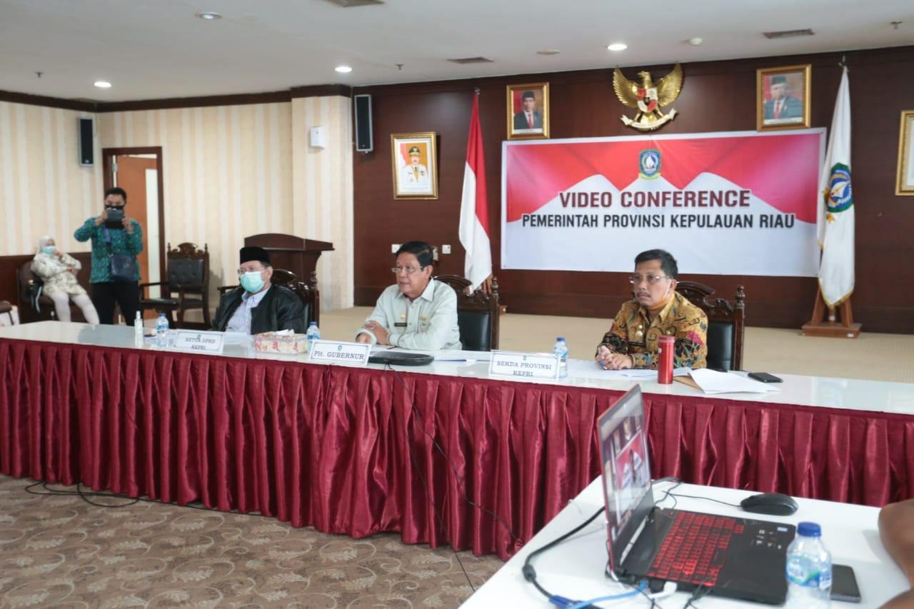 Isdianto Lapor Menko PMK: Sudah 35 Ribu TKI yang Masuk Provinsi Kepri
