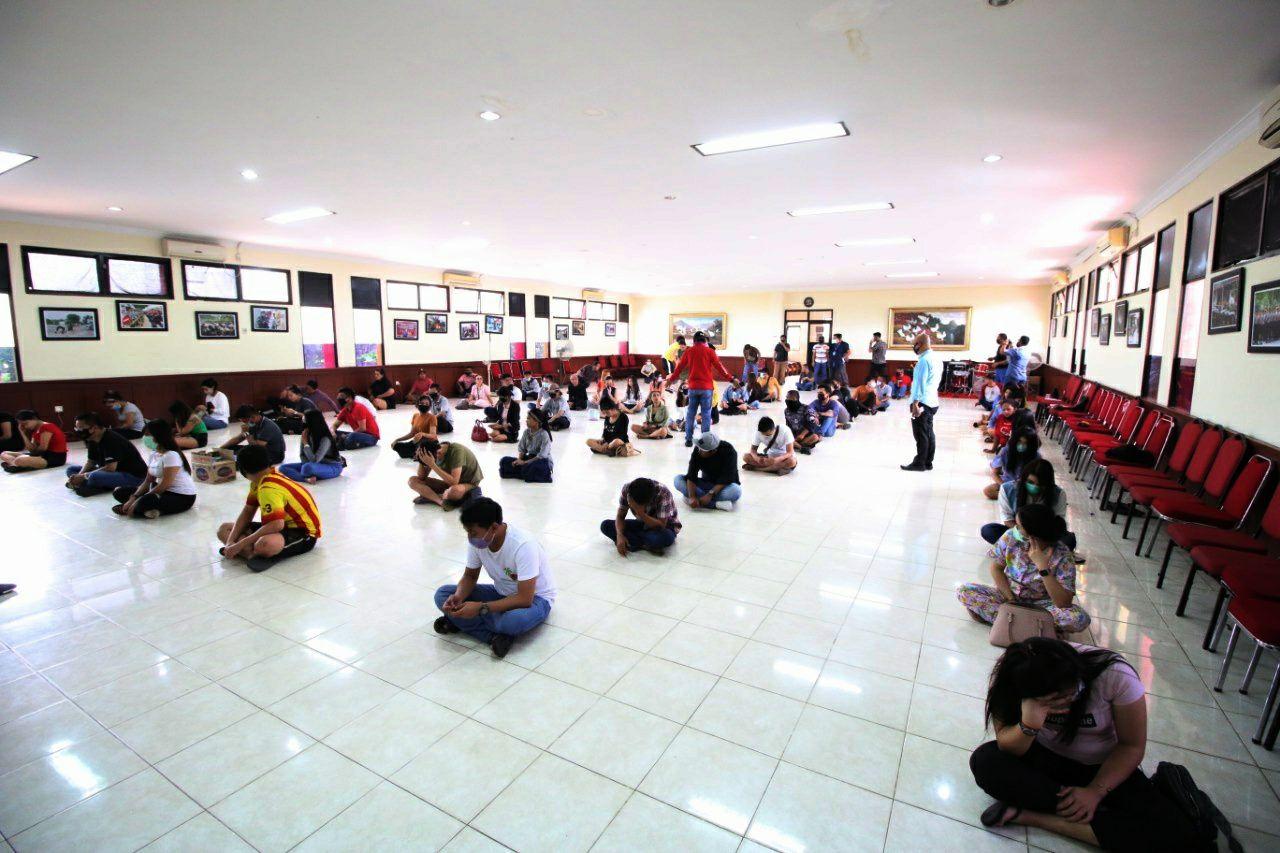71 Pengunjung Diskotek di Batam Diamankan Polisi, 32 Orang Positif