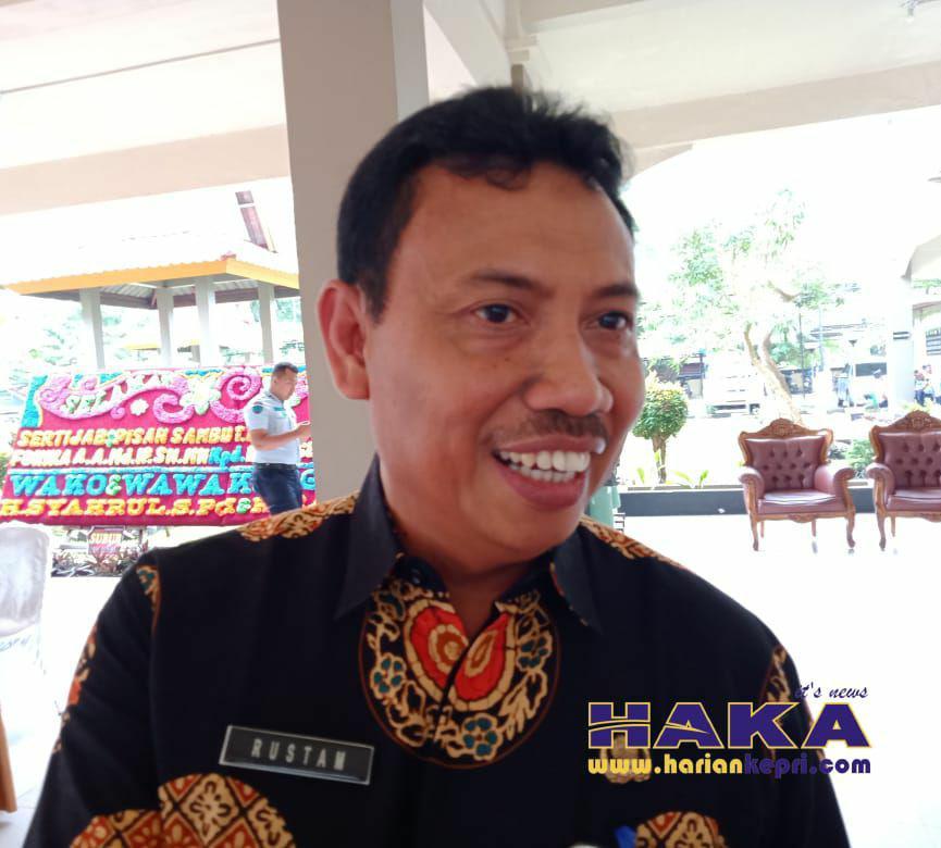 Perdana di Tanjungpinang, Pasien Positif Corona Meninggal Dunia