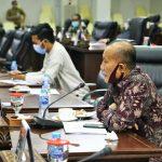Anggota Komisi I DPRD Kepri, Kamarudin Ali