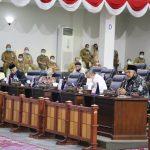 Anggota Komisi III DPRD Kepri, Lis Darmansyah menyampaikan pendapat