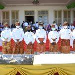 Foto bersama Gubernur Kepri Isdianto bersama FKPD