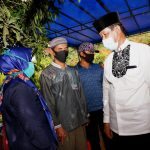 Gubernur Kepri, Isdianto bincang-bincang dengan warga Sebauk, Tanjungpinang