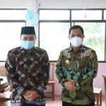 Pjs Gubernur Kepri, Bahtiar bersama Ketua Bawaslu Kepri