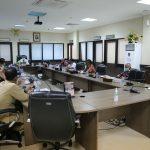 Suasana RDP Komisi I DPRD Kepri dengan BPN