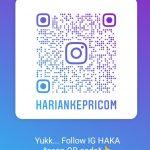 Instagram HAKA